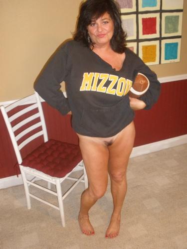 Mizzou tiger nude #9