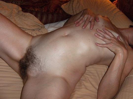 Porno of naked brunettes